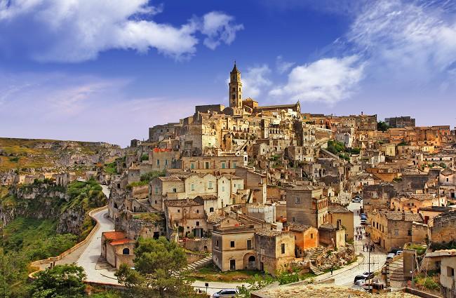 Apulia & Amalfi Coast Image
