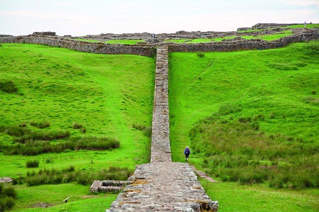 Hadrians Wall Image