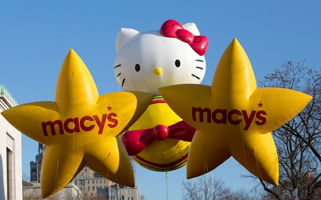 Macy's Thanksgiving Parade Image